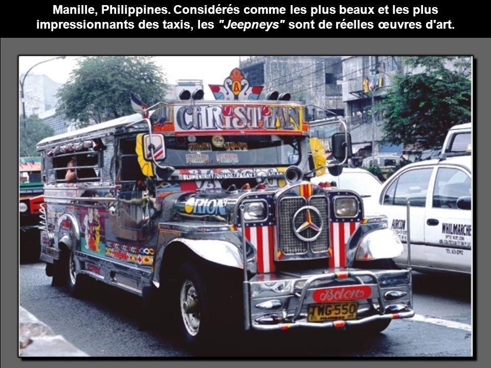 Manille, Philippines.