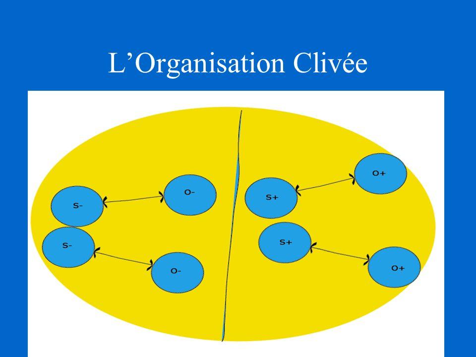 L'Organisation Clivée