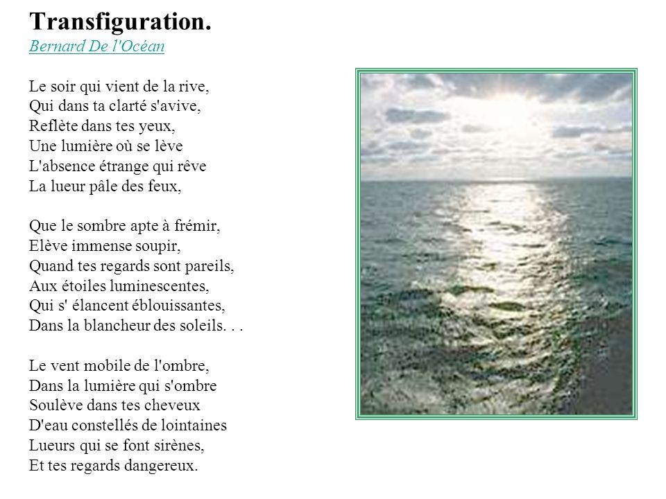 Transfiguration.