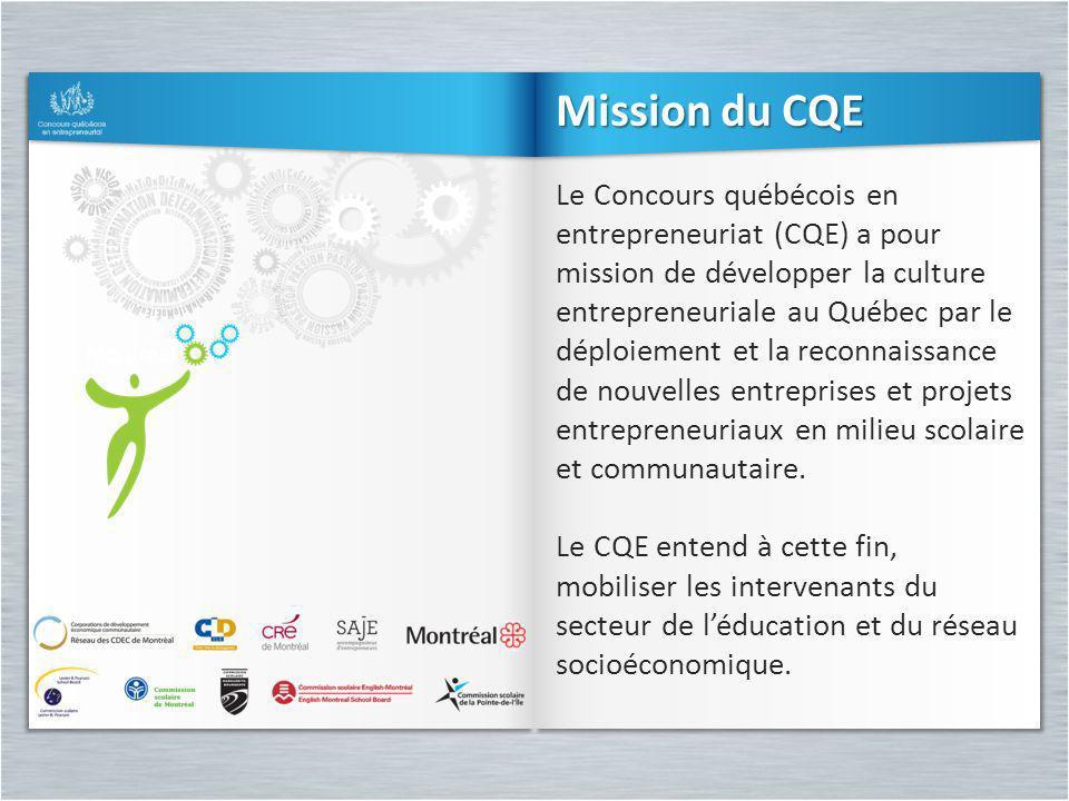 Mission du CQE