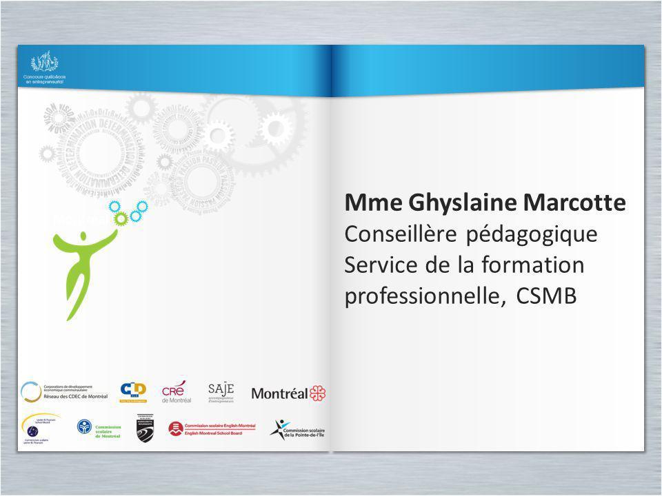 Mme Ghyslaine Marcotte