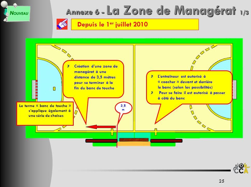 Annexe 6 - La Zone de Managérat 1/3