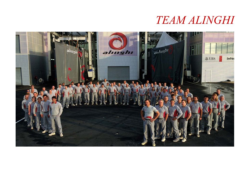 TEAM ALINGHI