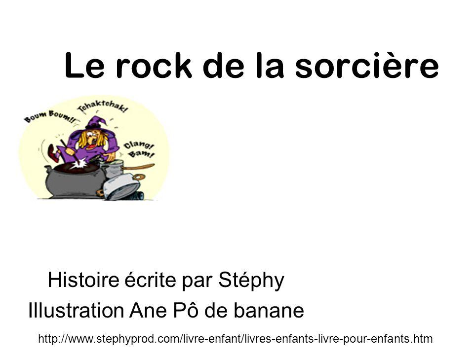 Histoire écrite par Stéphy Illustration Ane Pô de banane