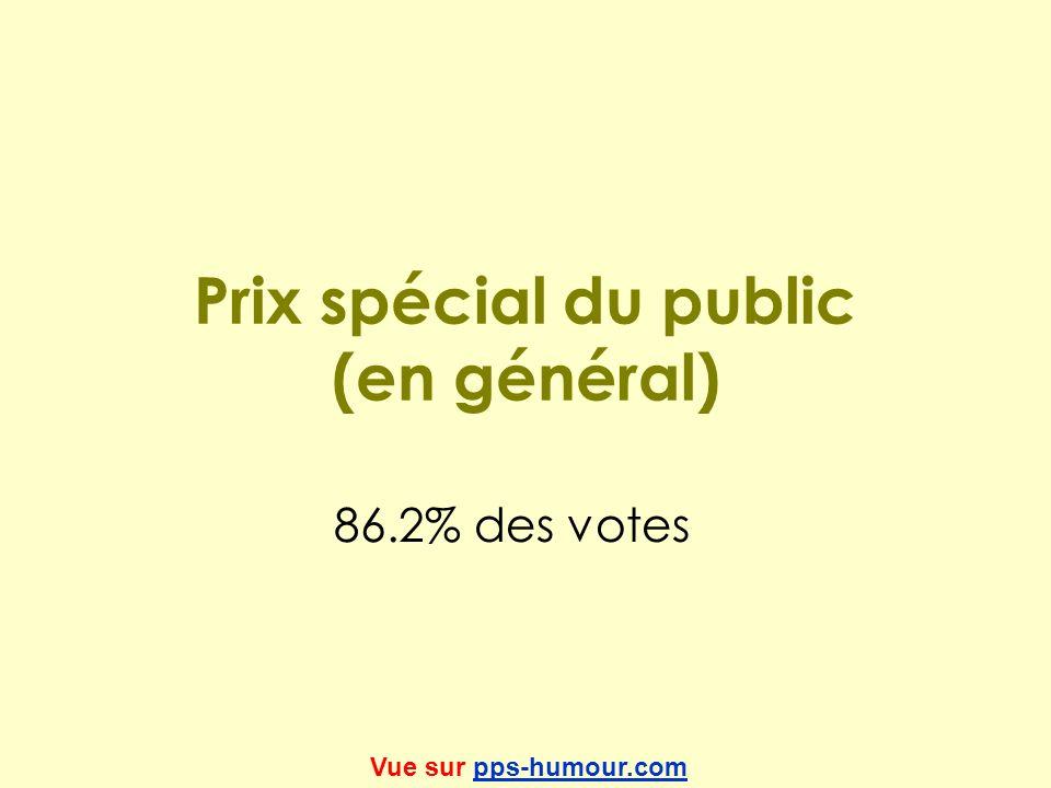 Prix spécial du public (en général)