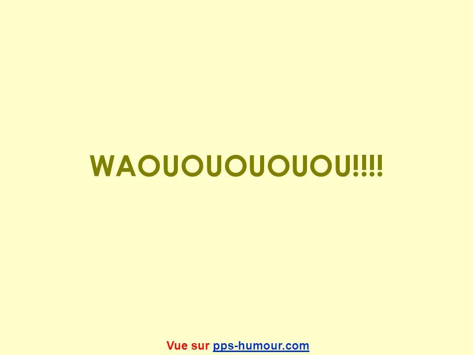 WAOUOUOUOUOU!!!! Vue sur pps-humour.com