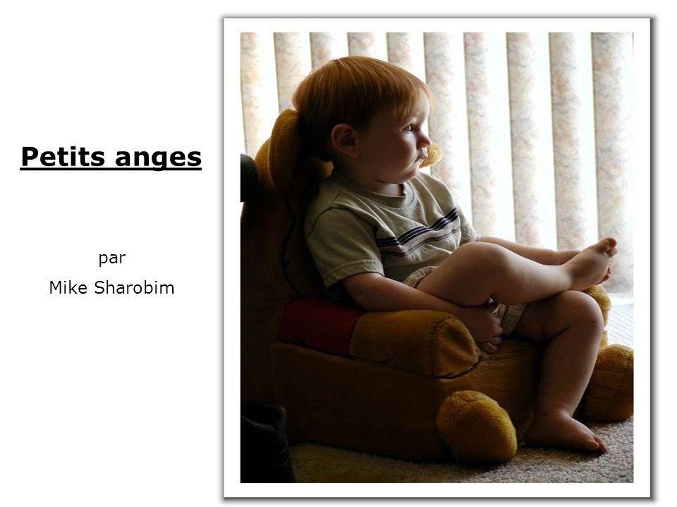Petits anges par Mike Sharobim