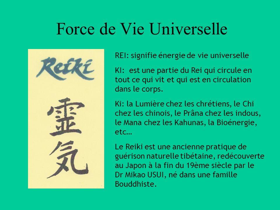 Force de Vie Universelle