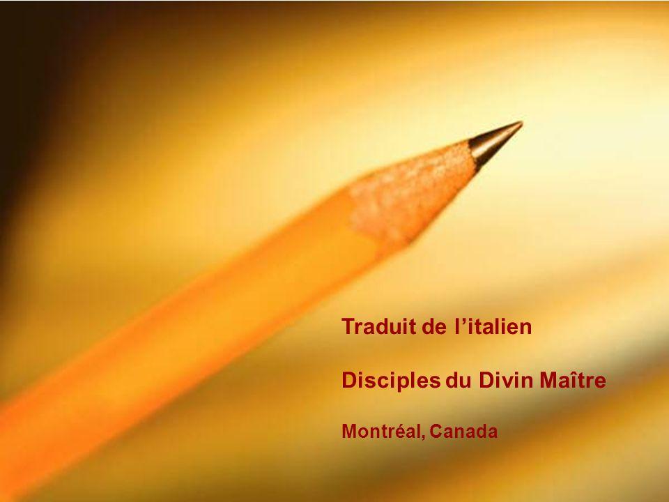 Disciples du Divin Maître