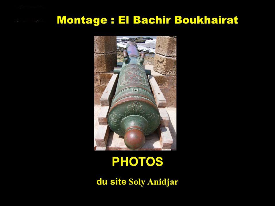 Montage : El Bachir Boukhairat