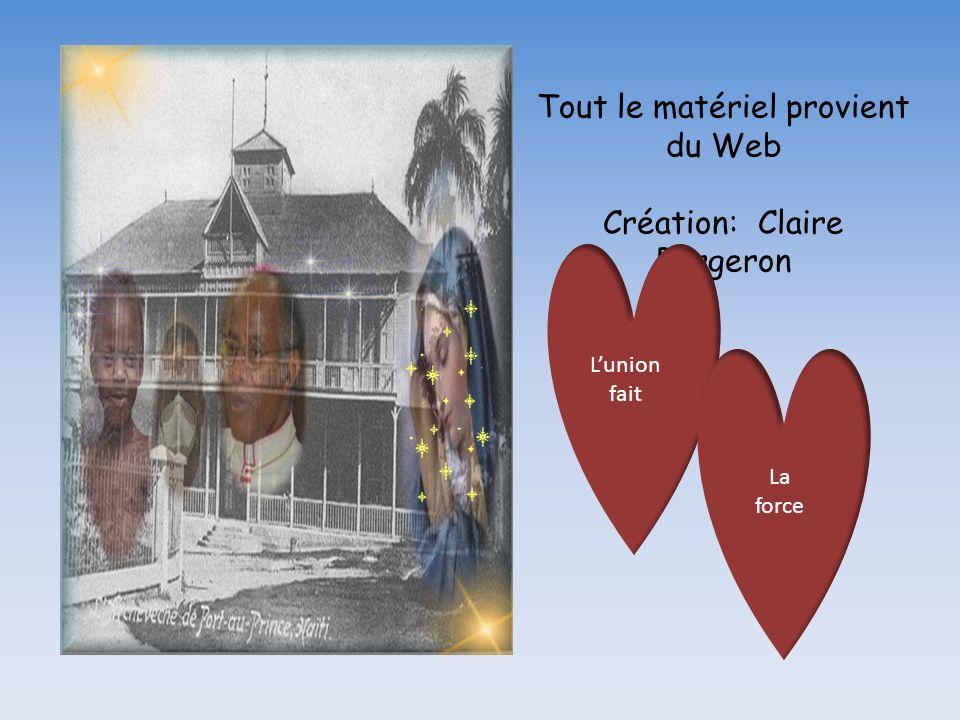 Tout le matériel provient du Web Création: Claire Bergeron