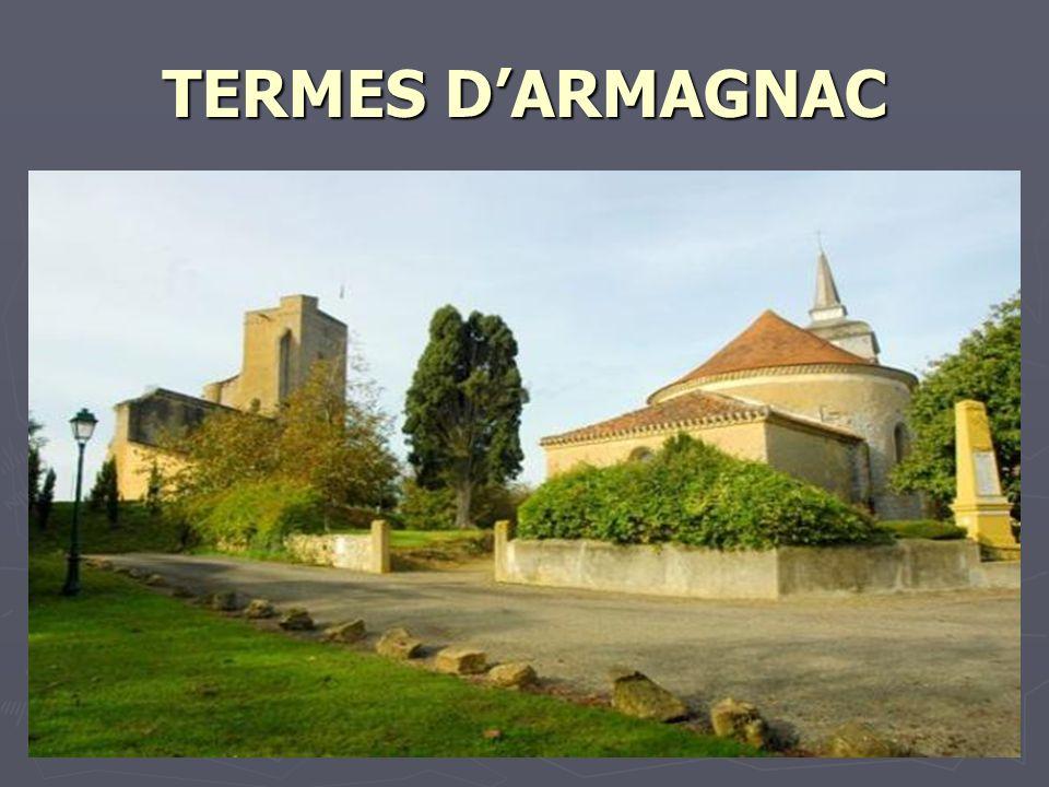 TERMES D'ARMAGNAC