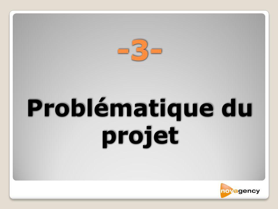 -3- Problématique du projet