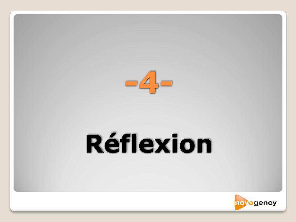 -4- Réflexion