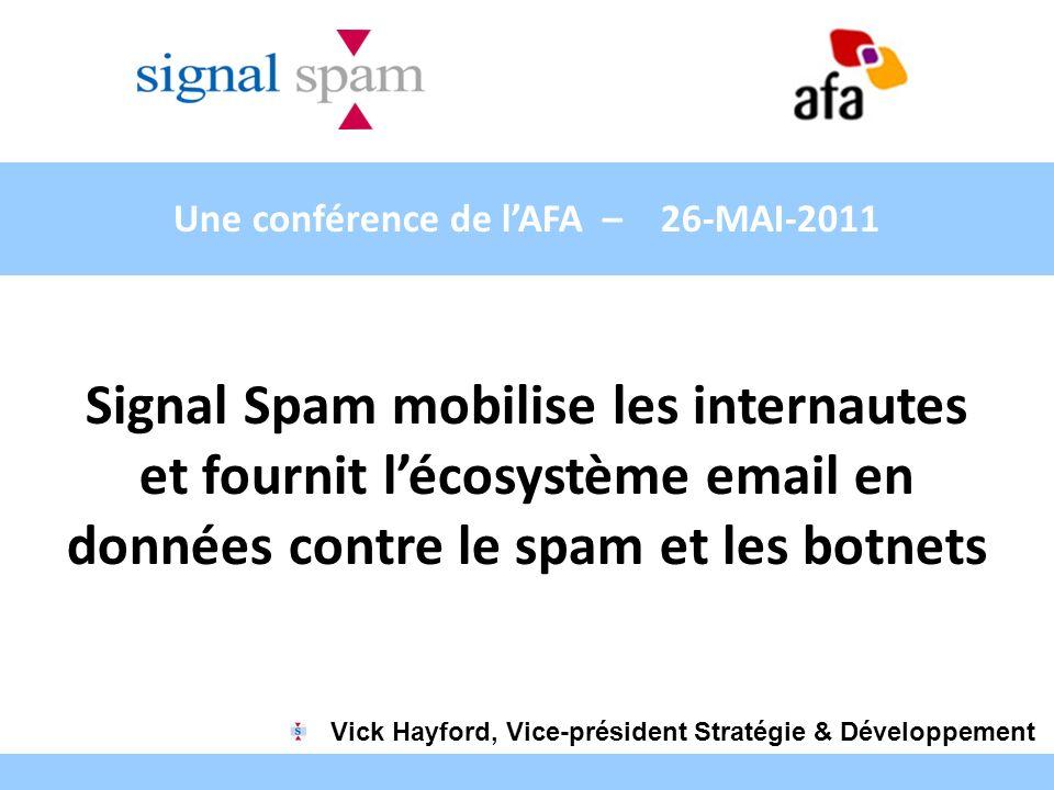Une conférence de l'AFA – 26-MAI-2011