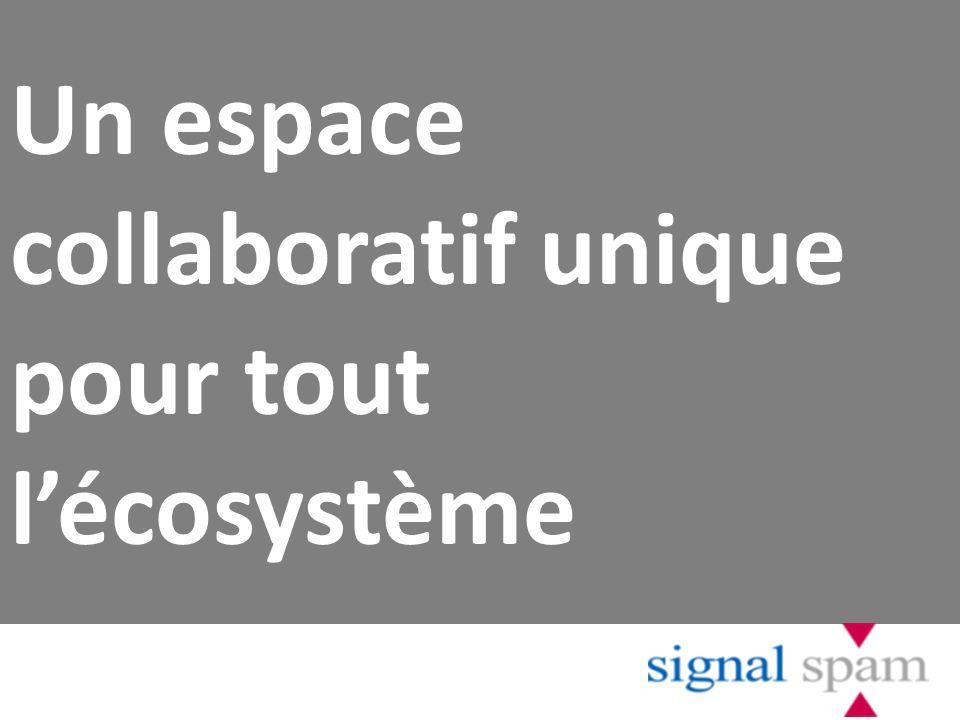 Un espace collaboratif unique pour tout l'écosystème