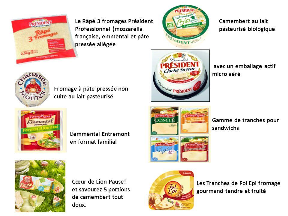 Camembert au lait pasteurisé biologique