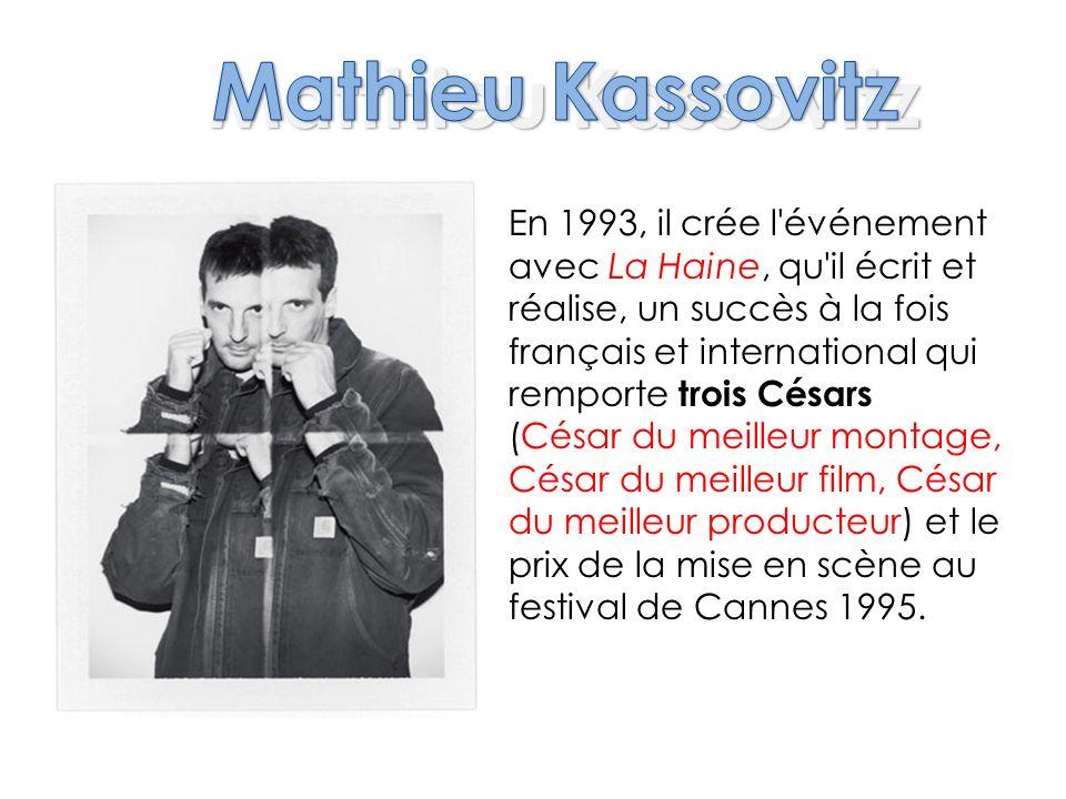 Mathieu Kassovitz Matthieu Kassovitz