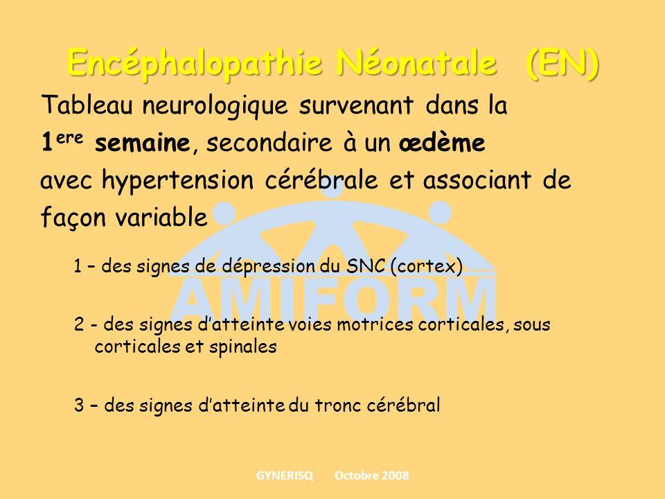 Encéphalopathie Néonatale (EN)