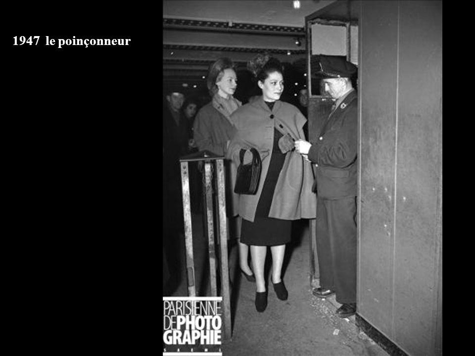1947 le poinçonneur
