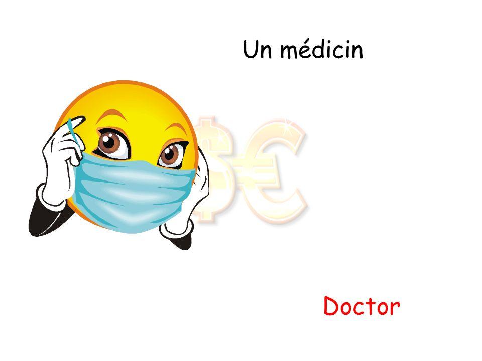 Un médicin Doctor