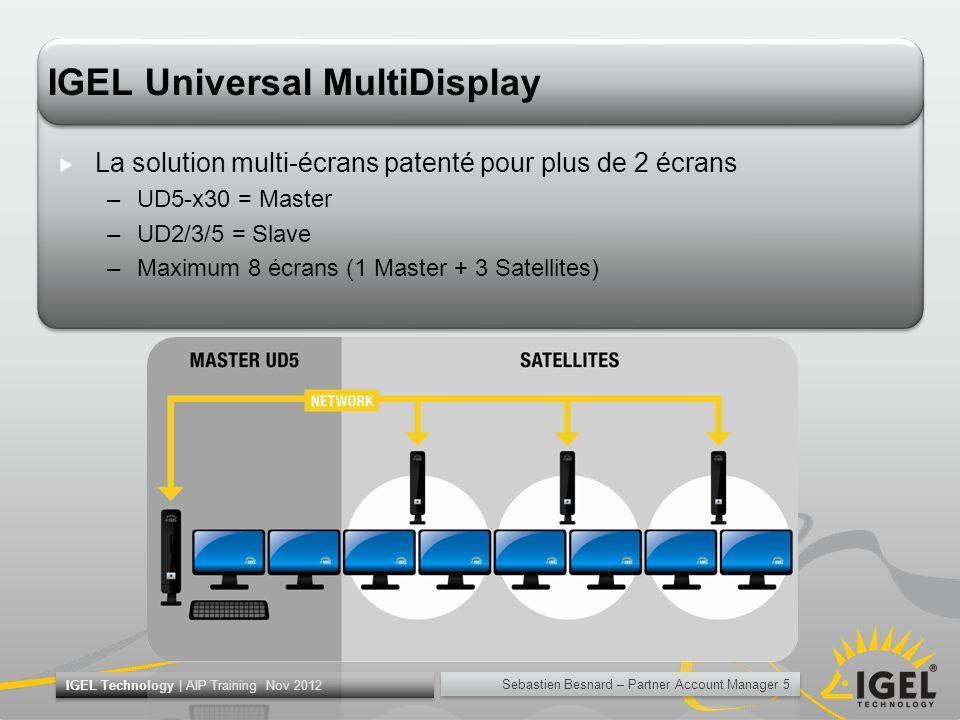 IGEL Universal MultiDisplay