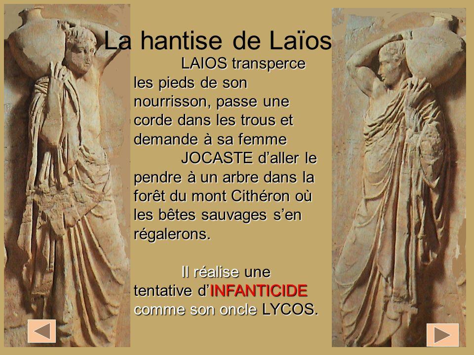 La hantise de Laïos