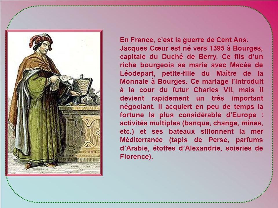 En France, c'est la guerre de Cent Ans.