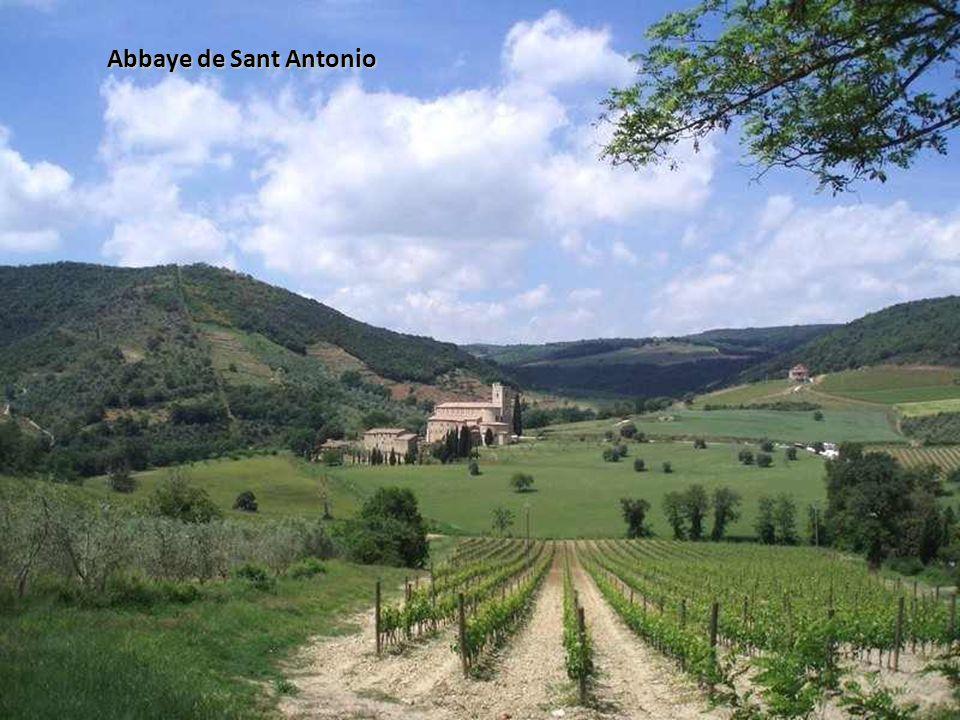 Abbaye de Sant Antonio