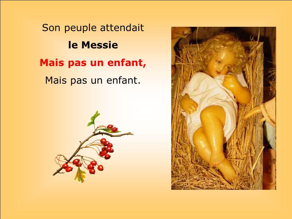 le Messie Mais pas un enfant,