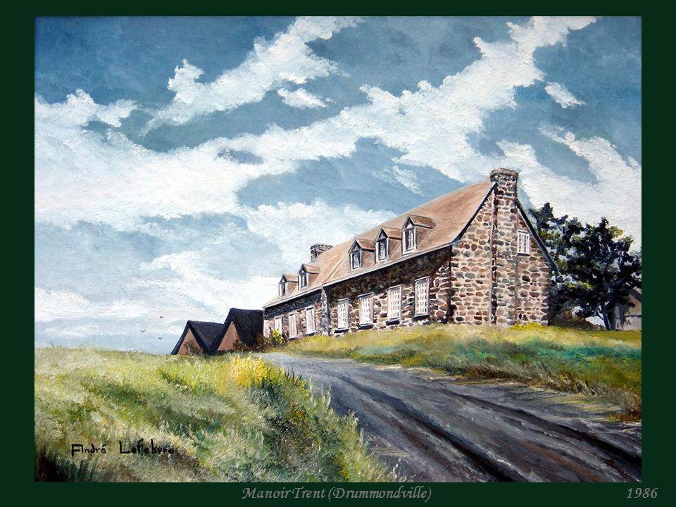 Manoir Trent (Drummondville)