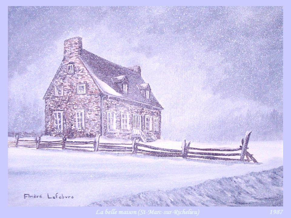 La belle maison (St-Marc-sur-Richelieu)