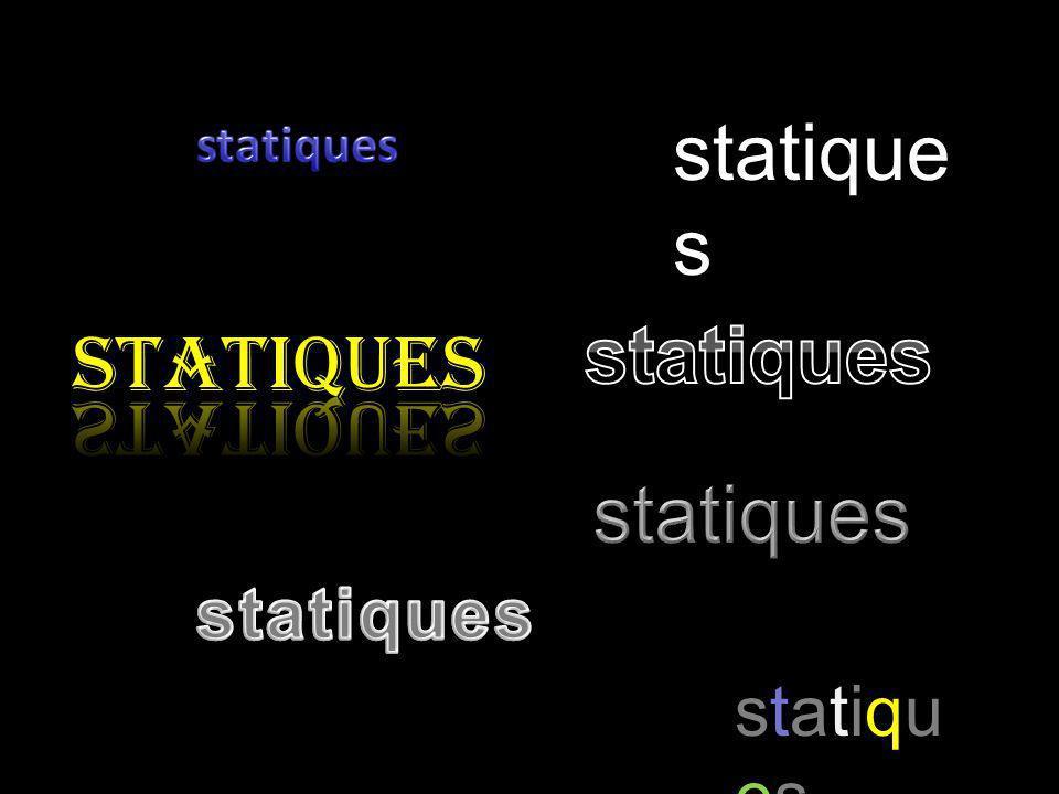 statiques statiques statiques statiques statiques statiques statiques