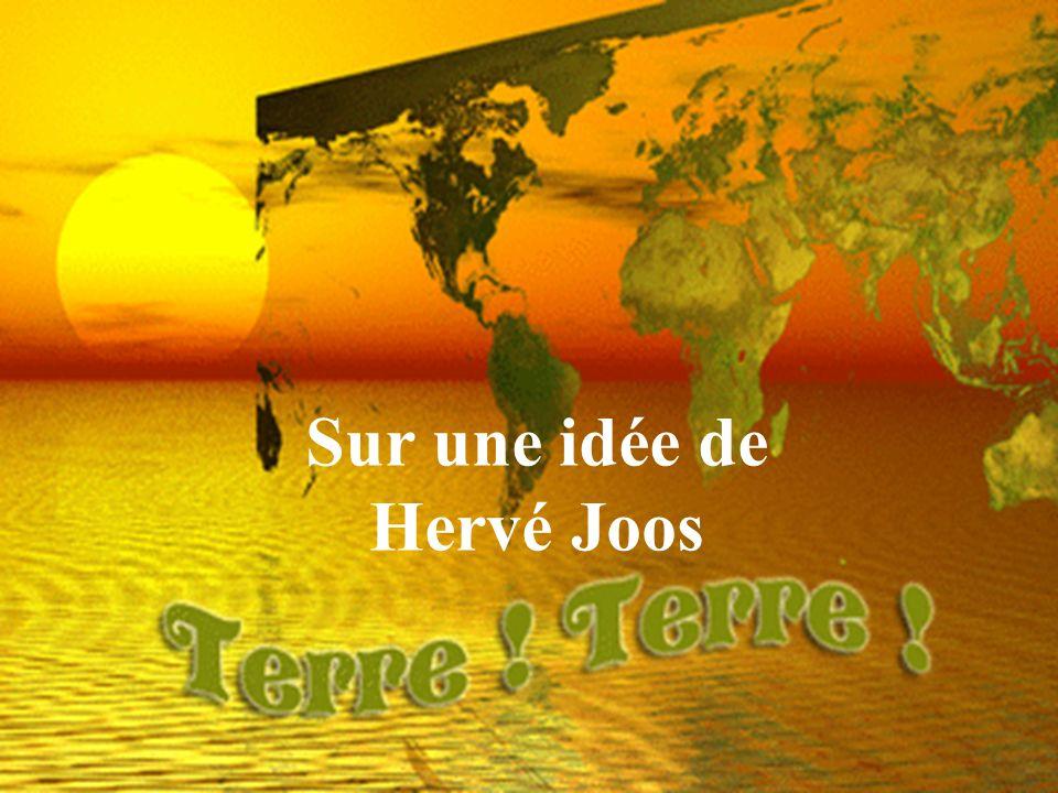 Sur une idée de Hervé Joos