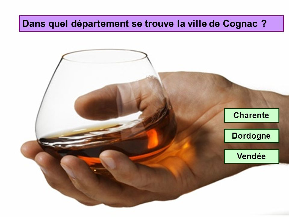 Dans quel département se trouve la ville de Cognac