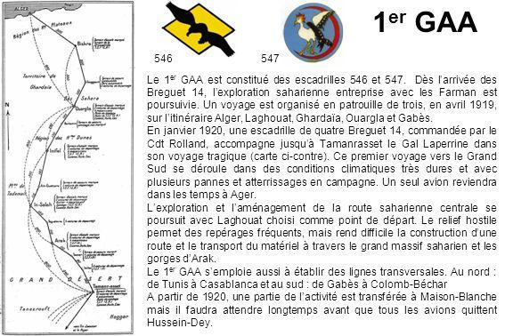 1er GAA546. 547.