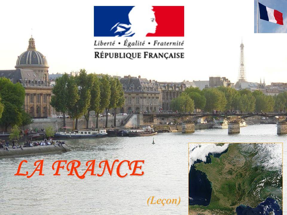 LA FRANCE (Leçon) Automatique
