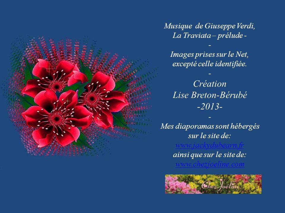 Création Lise Breton-Bérubé -2013- Musique de Giuseppe Verdi,