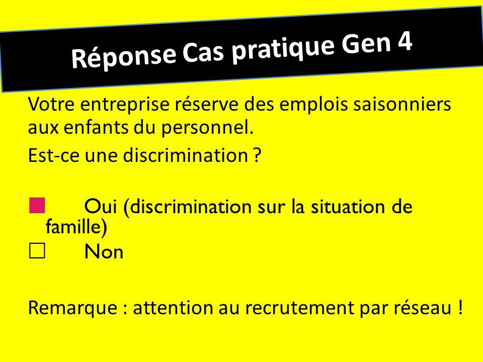 Réponse Cas pratique Gen 4