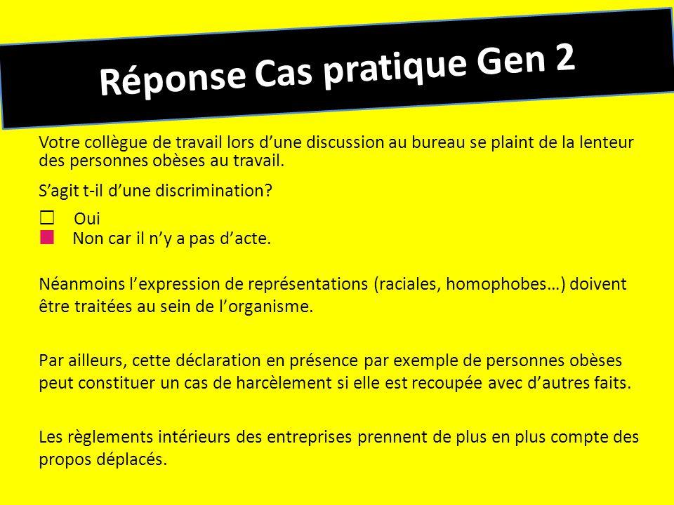 Réponse Cas pratique Gen 2