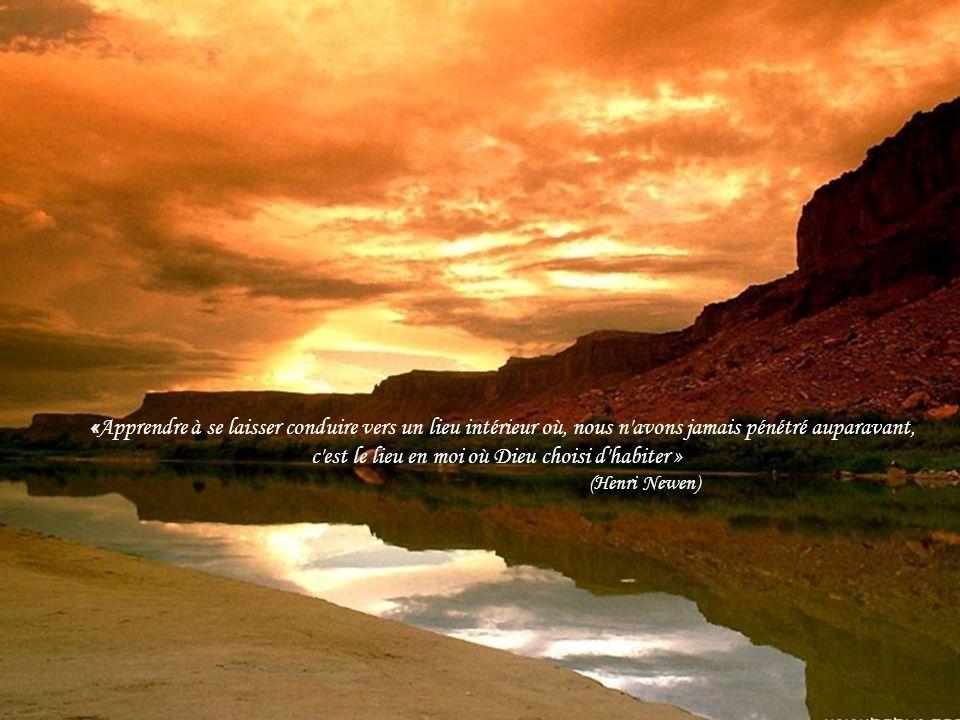 c est le lieu en moi où Dieu choisi d habiter »