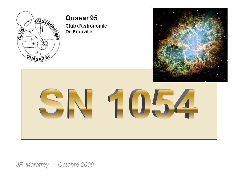 Quasar 95 Club d'astronomie De Frouville