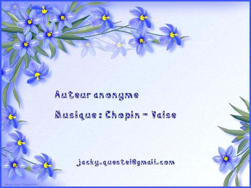 Musique : Chopin - Valse
