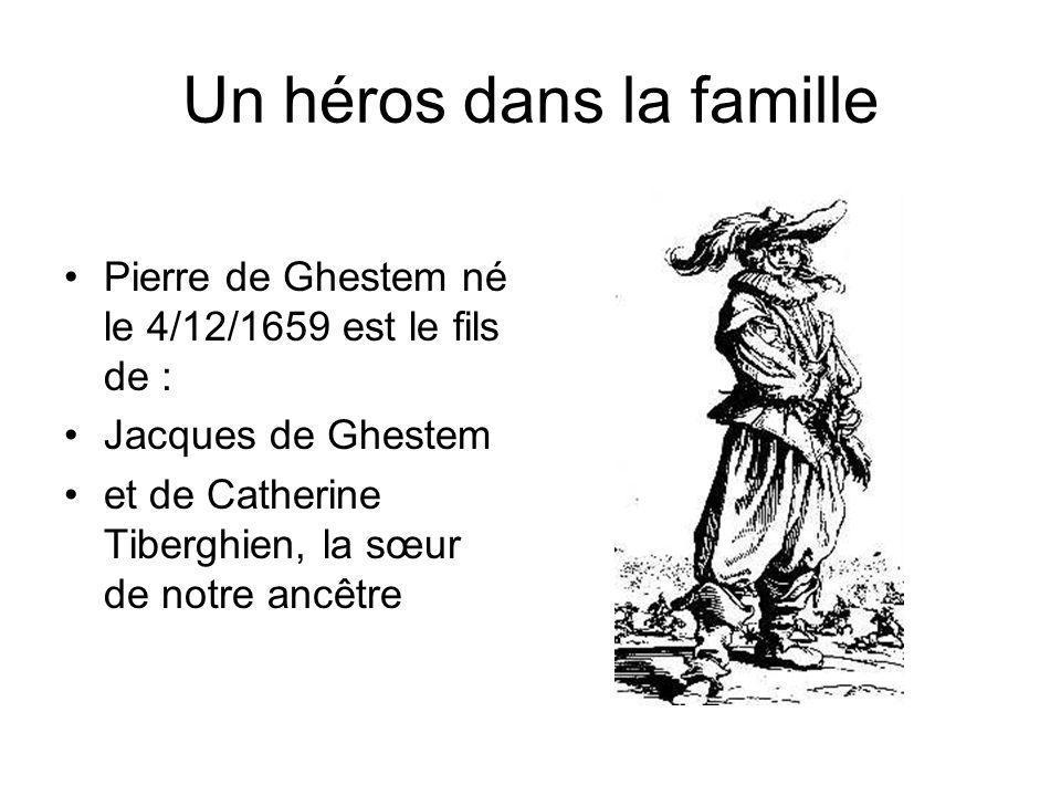 Un héros dans la famille