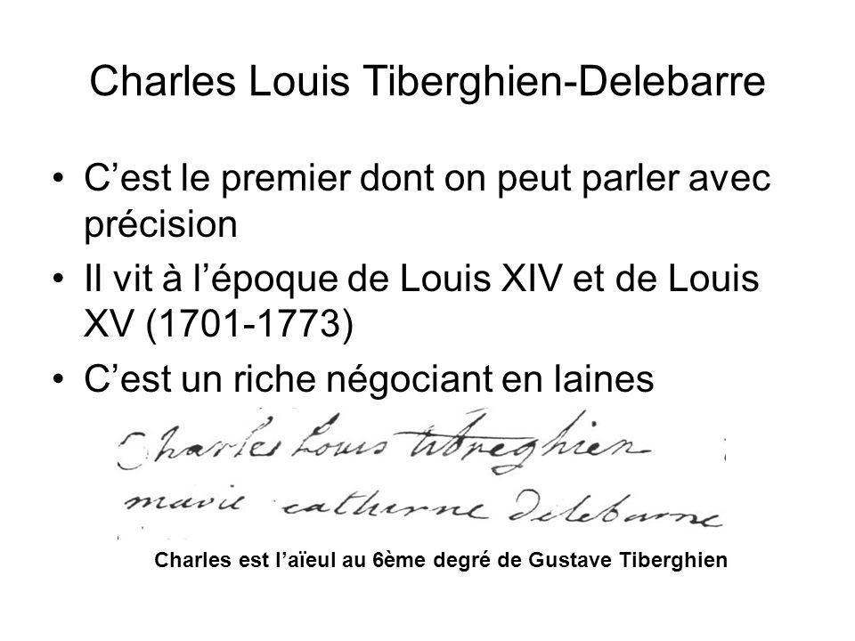 Charles Louis Tiberghien-Delebarre