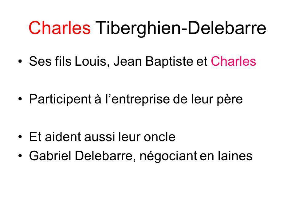 Charles Tiberghien-Delebarre
