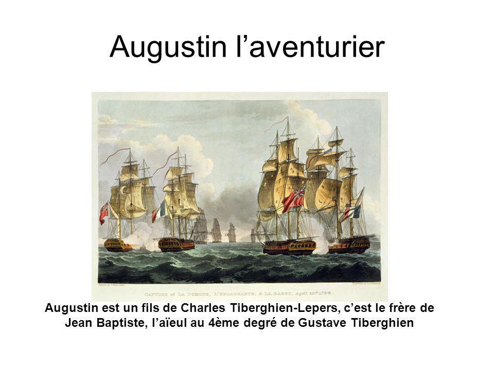 Augustin l'aventurier