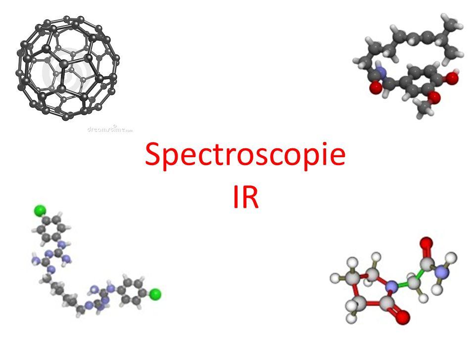 Spectroscopie IR