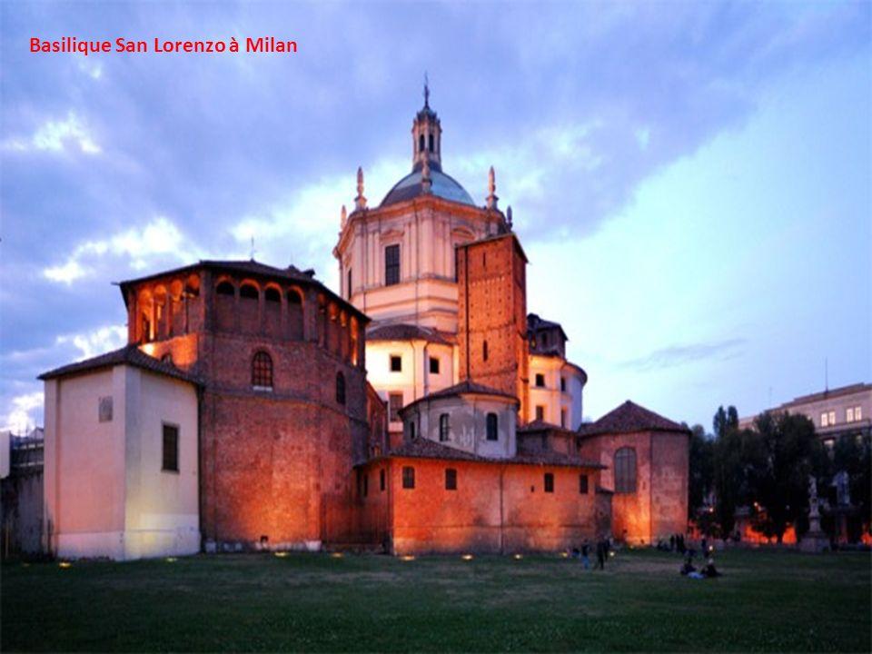 Basilique San Lorenzo à Milan