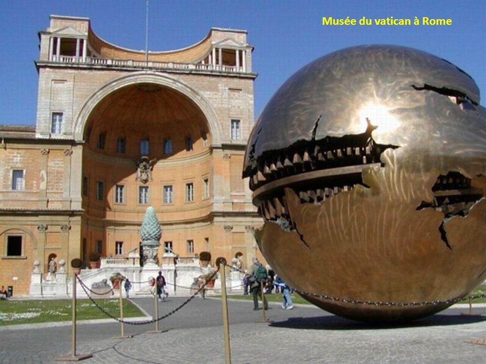 Musée du vatican à Rome